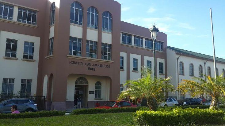 Hospital San Juan de Dios con horarios especiales esta semana