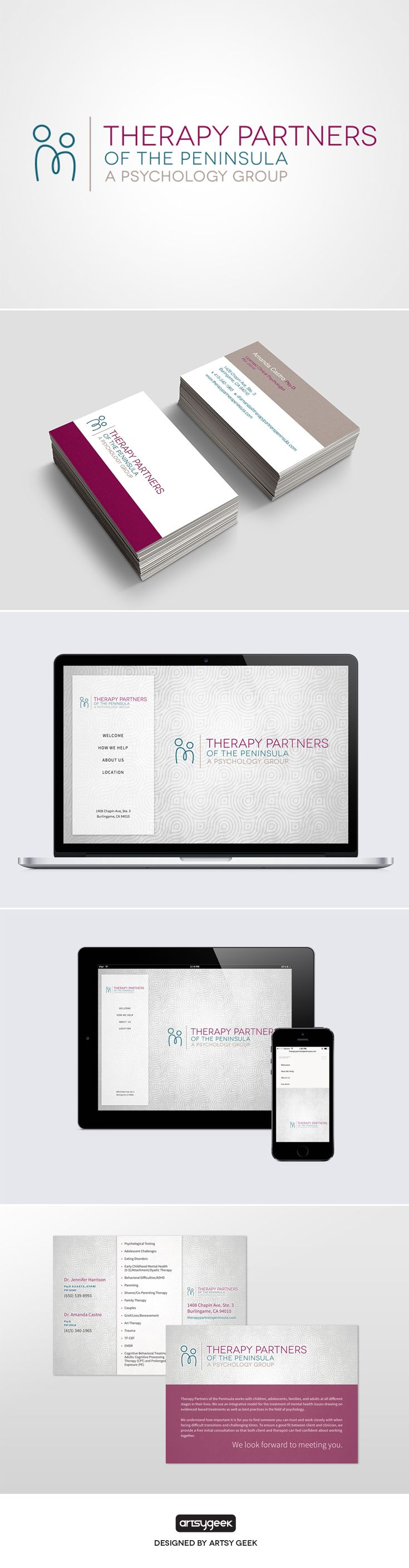 24 best business card portfolio images on pinterest