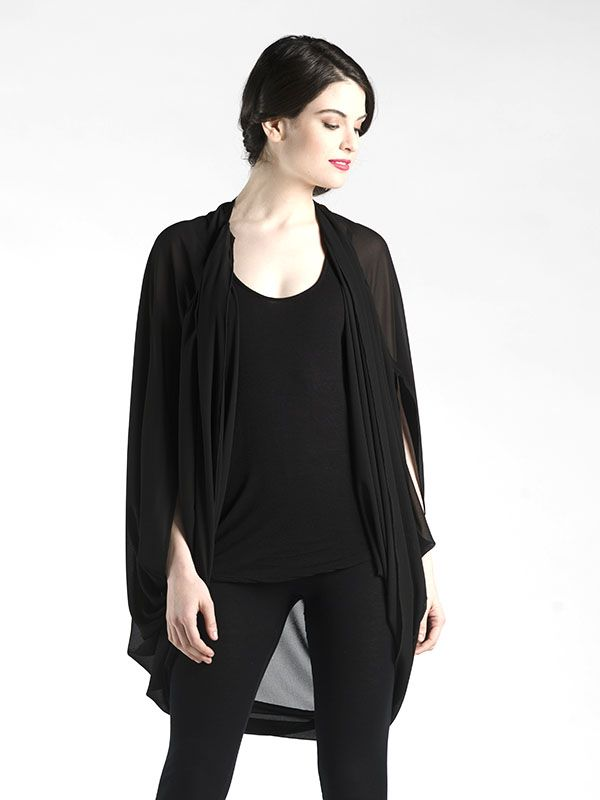 Tops :: Sweaters :: 815-0493-1-BLK - RedCoral Retail | Canada
