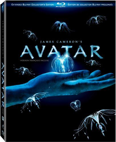 Avatar (Three-Disc Extended Collector's Edition + BD-Live)