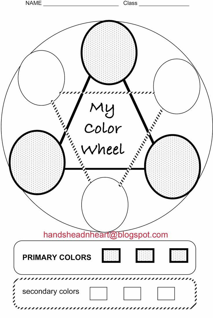 Color wheel art lesson for second grade - Color Wheel Lekser Tegning Form Og Farge Pinterest Color Wheels And Wheels