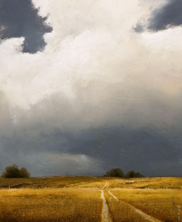 Oltre 25 fantastiche idee su dipinti ad olio con paesaggio for Idee artistiche di progettazione del paesaggio