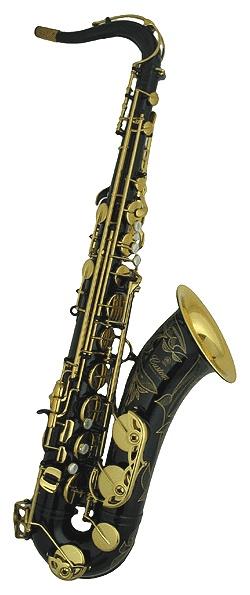 Yamaha Custom YTS-875EXB Tenor Sax in Black Lacquer