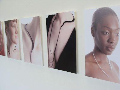 RAE MEARKLE - JEWELLER: Sir John Cass School of Art Media and Design MA Degree Show 2010
