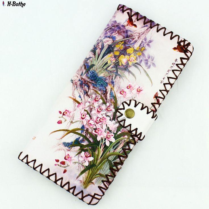 Printing design women long wallet,Mrs Clutch purse,Lady's wallet purse,female buckles money bags,Card package