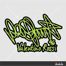 Image result for valentino rossi logo