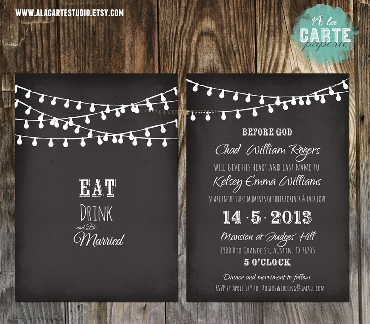 99 Best Wedding Invitation Ideas Images On Pinterest Beads