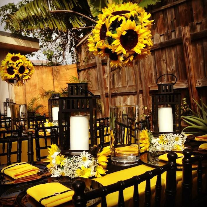 Best ideas about sunflower baby showers on pinterest