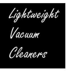 Is vacuuming giving you a sore back or arm? See the list of the best lightweight vacuums on the market today.