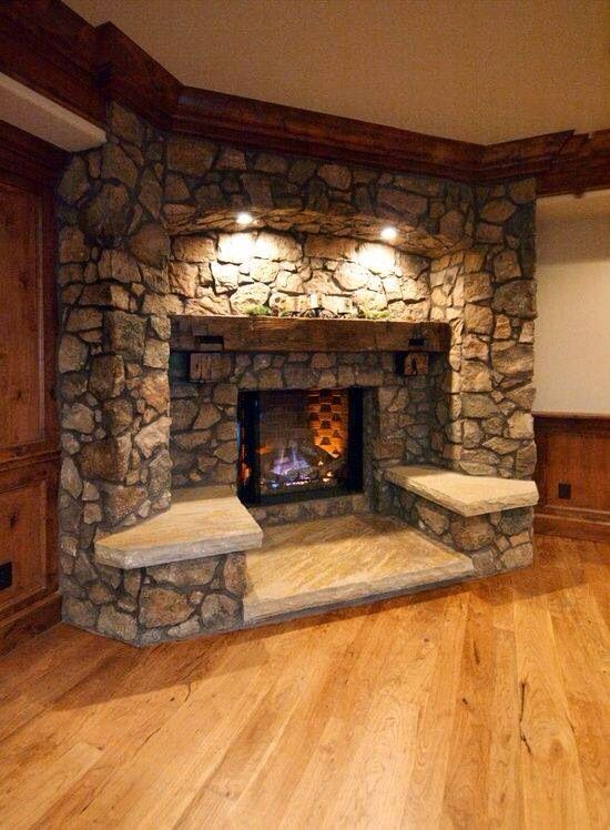 Hello awesome fireplace!