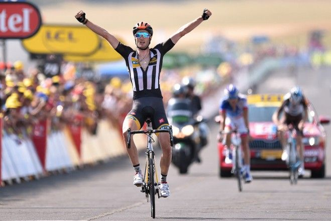 Cycling: 102nd Tour de France / Stage 14