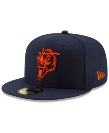 08961954a51 New Era Chicago Bears Logo Elements Collection 59FIFTY Fitted Cap in 2019