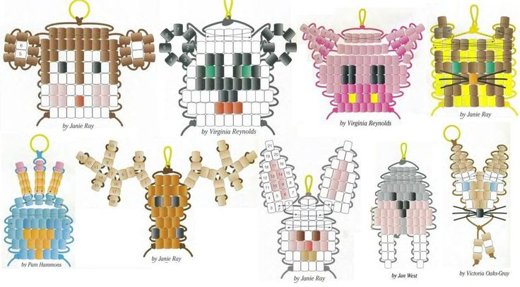 Animal Seed Bead Patterns