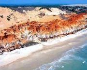 Morro Branco. Fortaleza, Ceará