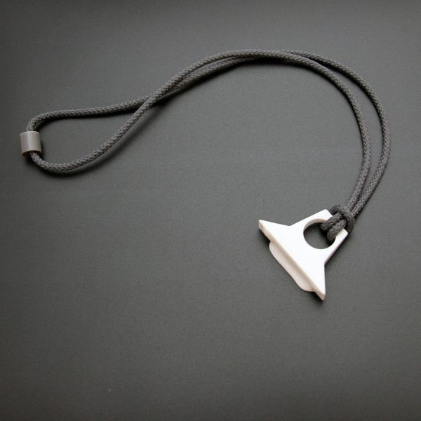 Planet Corian: Jewelry Made from Corian by Sophie Thomas
