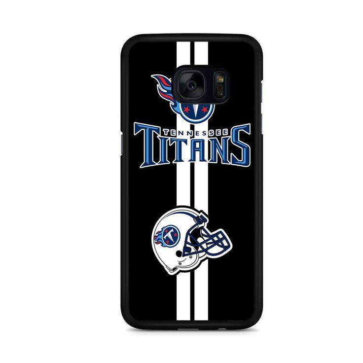 Tennessee Titans Logo For Samsung Galaxy S7 Edge Case
