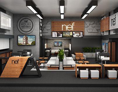 Nef // Event Area Design 2015