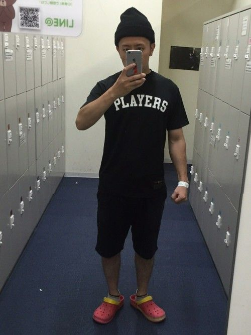 かつて「PLAYERS」というバスケ専門のブランドがありました🏀 本格的なトレーニングウェアからス