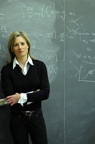 particle theoretical scientist Lisa Randall