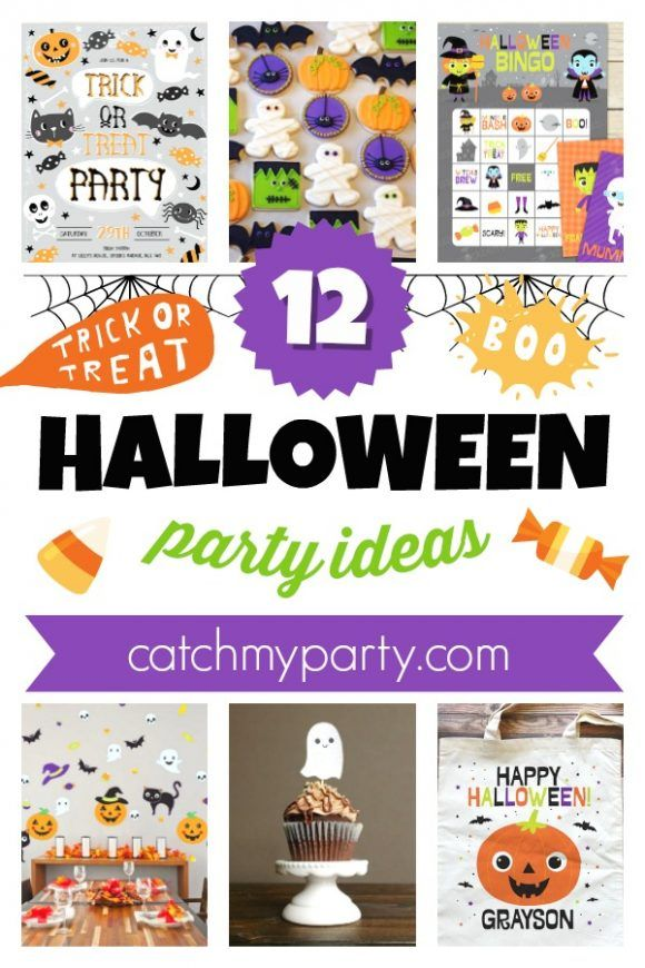 Look at the 12 Most Awesome Kids\u0027 Halloween Party Supplies