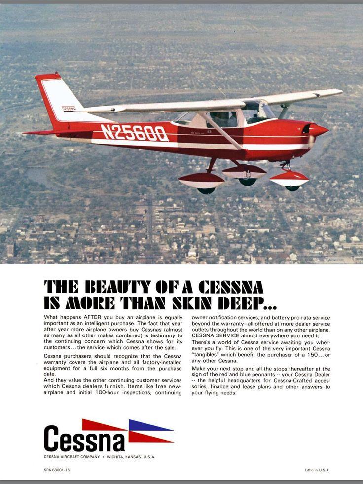 1968 Cessna 150