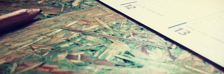 #termine #dates #notes #luckyfridaythe13th #green #gruen #selfmade