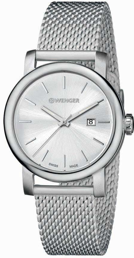 Wenger Watch Urban Vintage #bezel-fixed #bracelet-strap-steel #brand-wenger #case-depth-8mm #case-material-steel #case-width-34mm #classic #date-yes #delivery-timescale-4-7-days #dial-colour-silver #gender-ladies #movement-quartz-battery #new-product-yes #official-stockist-for-wenger-watches #packaging-wenger-watch-packaging #style-dress #subcat-urban #supplier-model-no-01-1021-116 #warranty-wenger-official-3-year-guarantee #water-resistant-100m