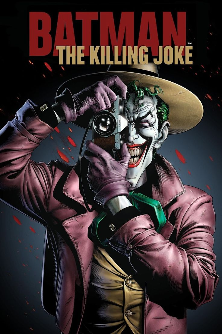 Batman: The Killing Joke (2016) - Watch Movies Free Online - Watch Batman: The Killing Joke Free Online #BatmanTheKillingJoke - http://mwfo.pro/10764644