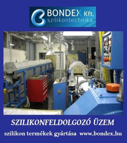 Orvosi szilikon termékek gyártása - Bondex Kft