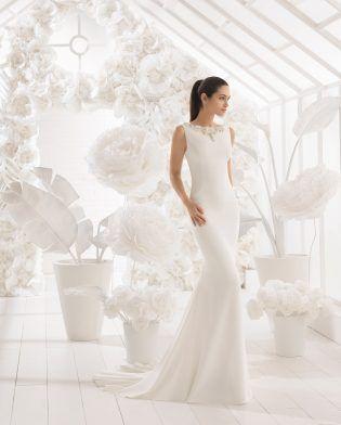 LAGO - Noivas 2018. Coleção Rosa Clará Soft