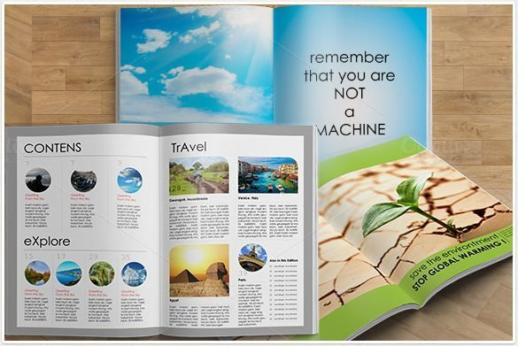22 best Travel brochure template images on Pinterest Brochures
