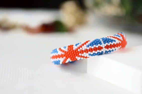 Beaded bracelet United Kingdom  Bead Crochet