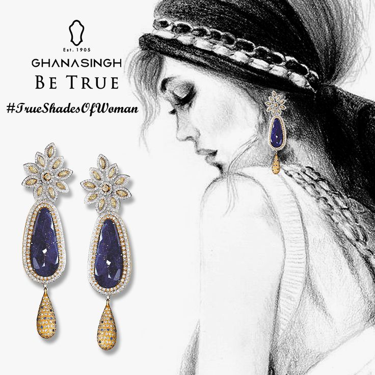 You give out the aura of positivity,  You're full of life,  You're the blue tanzanite! Tag yourself on the post if that's the stone which truly defines you! ‪#‎TrueShadesOfAWoman  #Jewellery #Jewellerydesign #JewelleryMaking #JewelleryDesigner #JewelleryBox #JewelleryOfTheDay #JewelleryAddict #JewelleryMonthly #JewelleryPorn #JewelleryShop