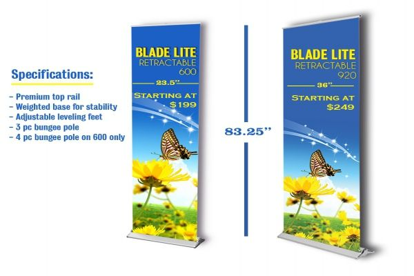 Retractable banner stands in NYC to use at events, business conferences, trade shows. Wide selection of banner stands are available at signs NY. Call (718) 453-8300 to order reliable pop-up banner stands at affordable coat or visit... http://www.signsny.com/large-format-printing/banner-stands