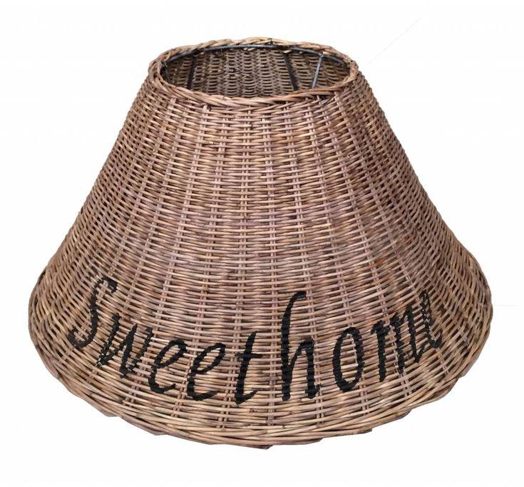 ROTAN-WOONACCESSOIRES Sweethome lampenkap