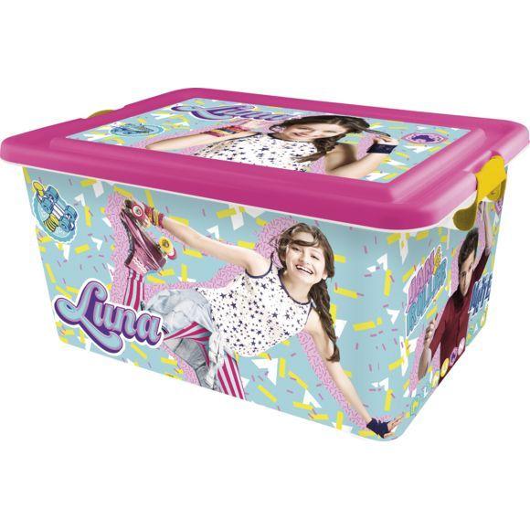 Carrefour Box 23 L Boite De Rangement Soy Luna 05286 Lunch Box Box