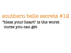 Southern Sayings