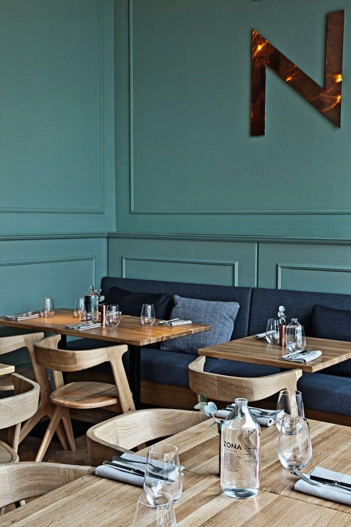 New Grandeur in Budapest: Zona Restaurant