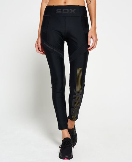 Superdry SD-X Leggings Black