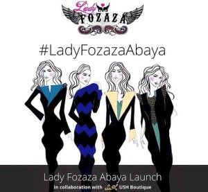 Lady Fozaza Abayas Available @LovefashionKM « Love Fashion KM www.lovefashionkm.com