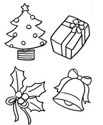 クリスマス ぬりえの画像検索結果 ぬりえ