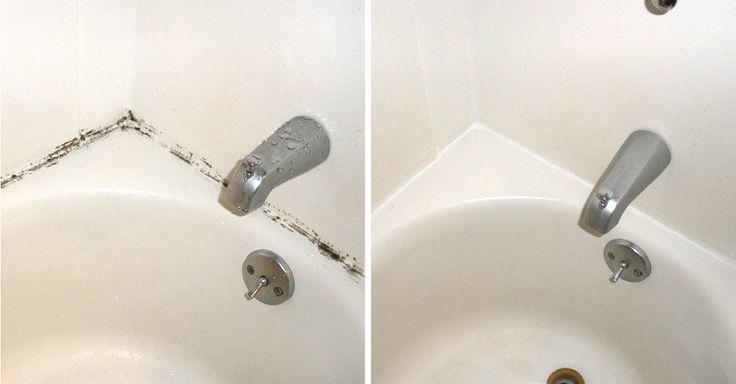 Можно очень долго и безрезультатно бороться с таким гадким явлением, как плесень в ванной. Но есть замечательное средство, которое поможет убрать грибок в два счета! И не придется травить себя и близких ужасной химией…