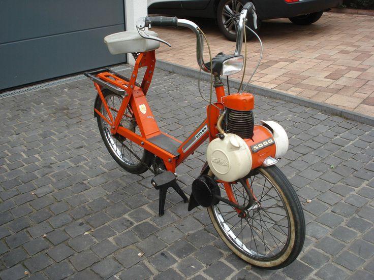 Velosolex Velo Solex Modell 5000 orange Bj. 1972 Motor läuft top, toller Zustand…