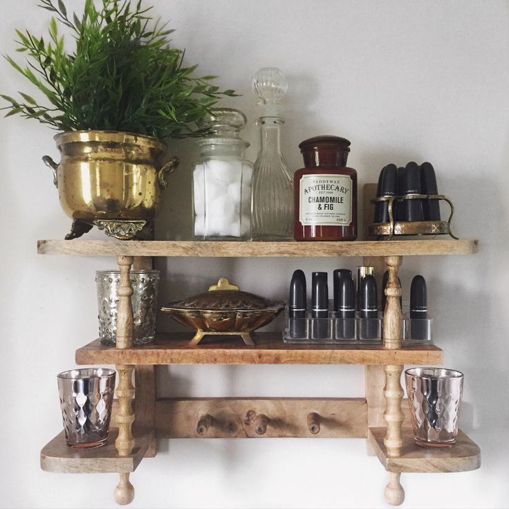 Ikea Kitchen Design Loving This Showroom Kitchen O Canada: Boho Bathroom Shelf Urban Outfitters IKEA Candle Copper