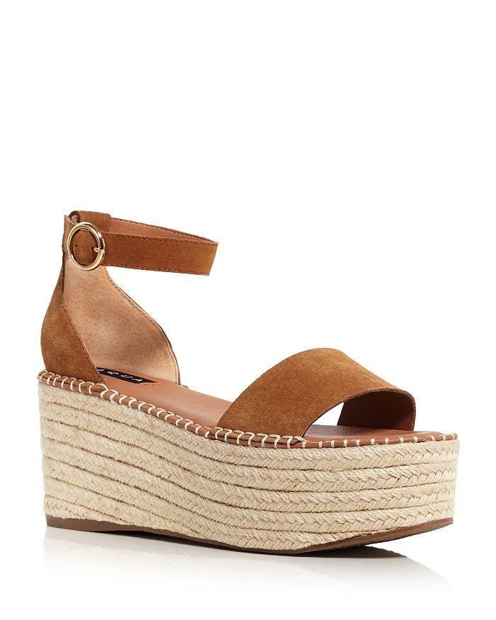 espadrille platform sandals wide fit