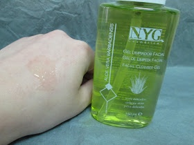 "Gel Limpiador Facial de ""NYG Cosmética"" | perlica84 cosmètiques"
