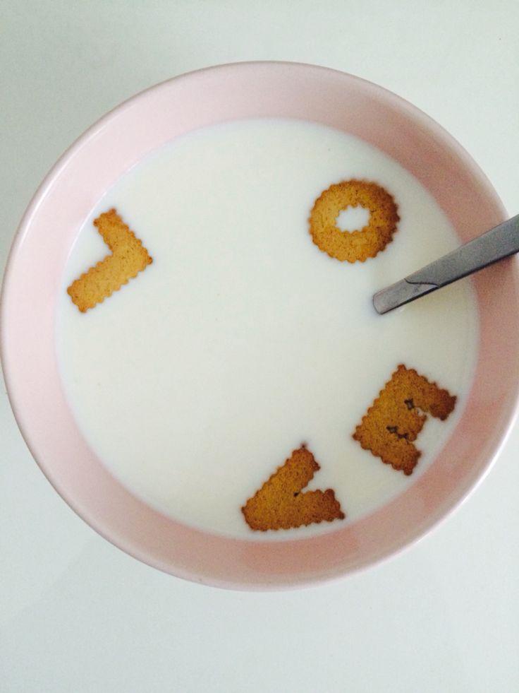 Saint Valentine's breakfast