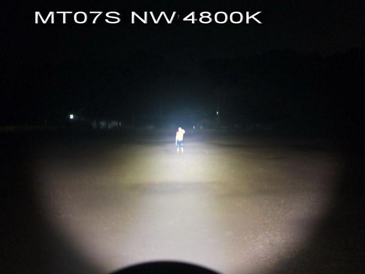 HaikeLite MT07S XHP70.2 4500LM NW Super Bright Long Range LED Flashlight 500M Sale - Banggood.com