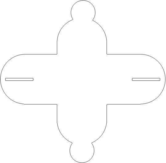 orecchini e gioielli 1129design - ispirazioni e divagazioni: Let's packaging - 3 template personalizzabili per confezioni di orecchini
