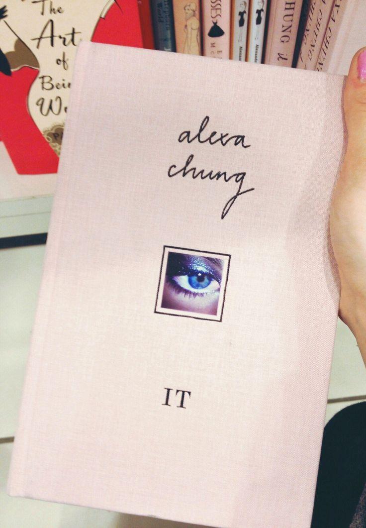 Alexa chung it book